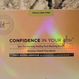it cosmetics Makeup - Confidence in Your Glow  Bronzer New